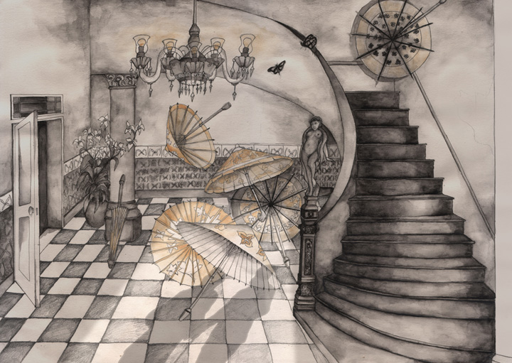 Drawings With Meaning Adding symbolic meaning Drawings With Hidden Meaning